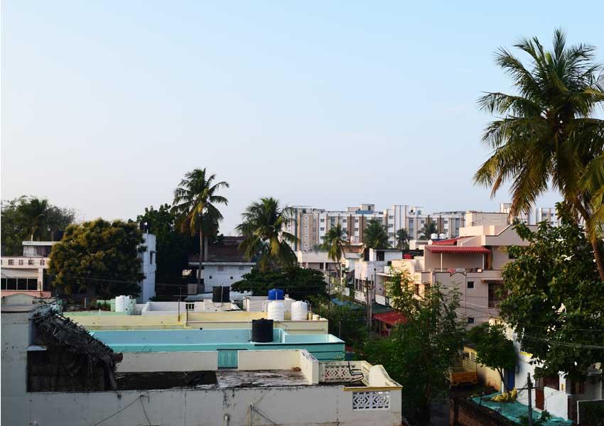 Karur in Tamil Nadu