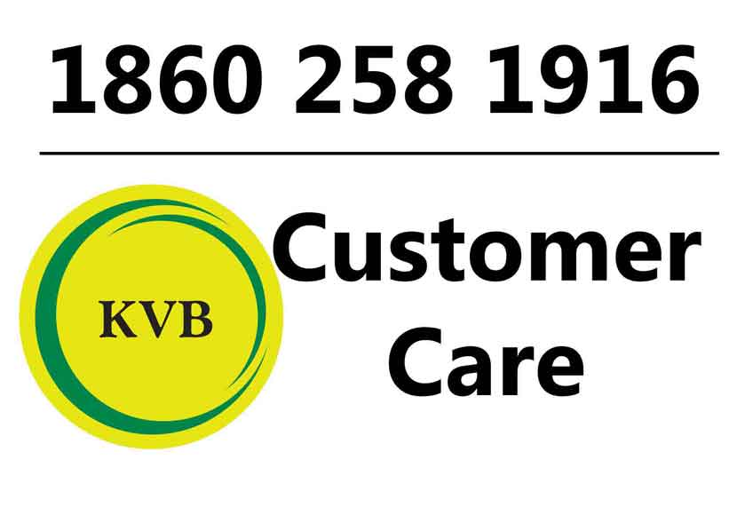 kvb customer care number karur vysya bank